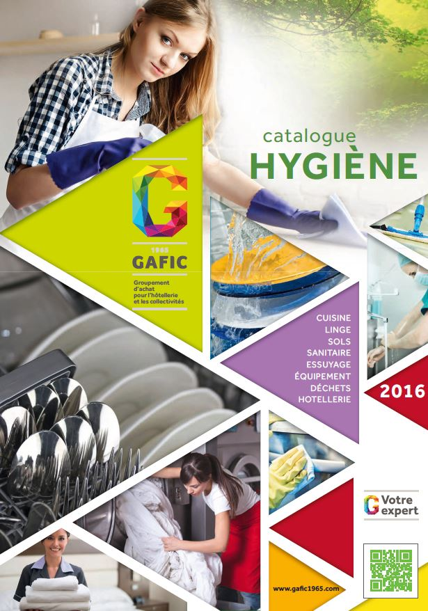 CATALOGUE HYGIENE 2016